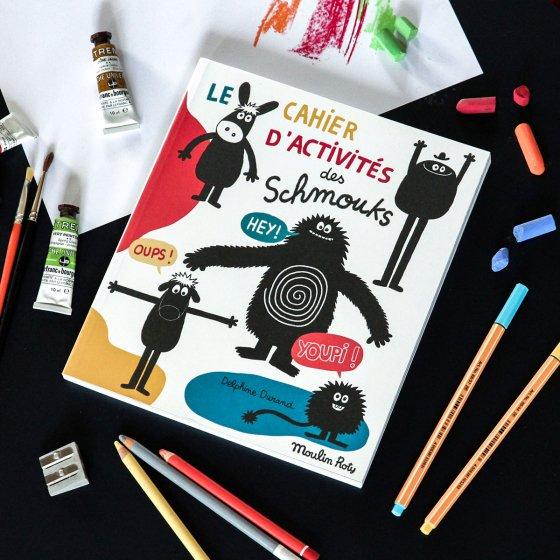 Cahier d'activités Les Schmouks