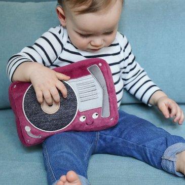 Peluche radio / platine