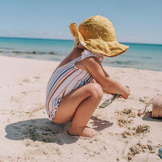 Maillot de bain fille anti-UV