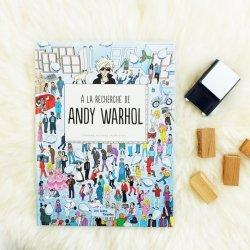 A la recherche de Andy Warhol