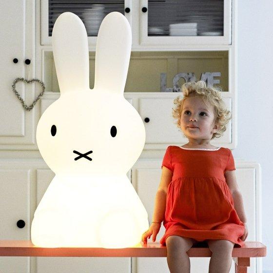 Lampe Miffy géante