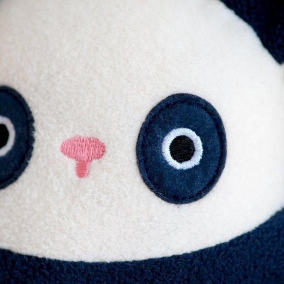 Panda en peluche