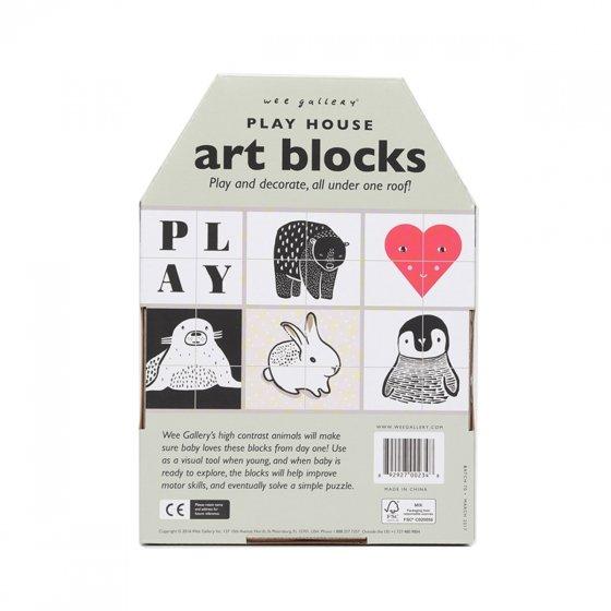 Cubes éveil Wee Gallery