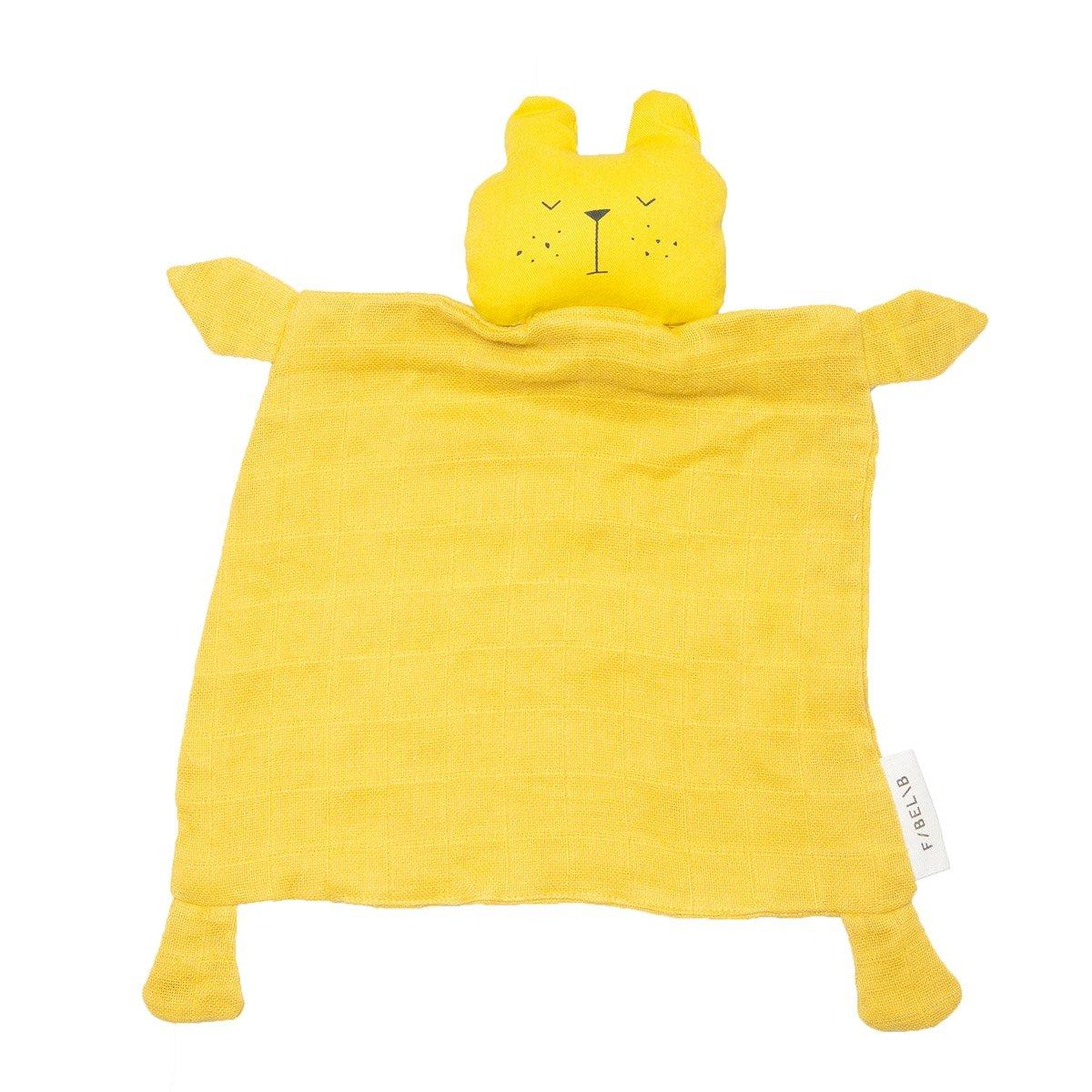 Doudou jaune Wee Gallery