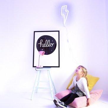 Lampe néon
