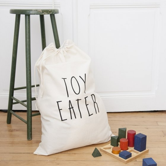Sac à jouets Toy Eater