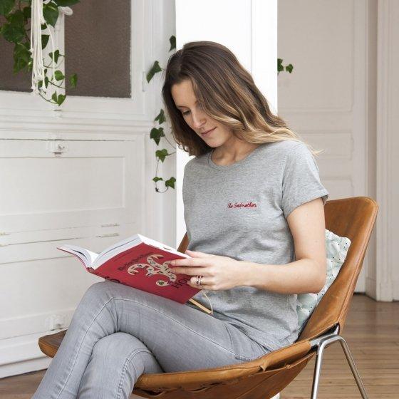 t shirt femme personnalisable les petits raffineurs. Black Bedroom Furniture Sets. Home Design Ideas