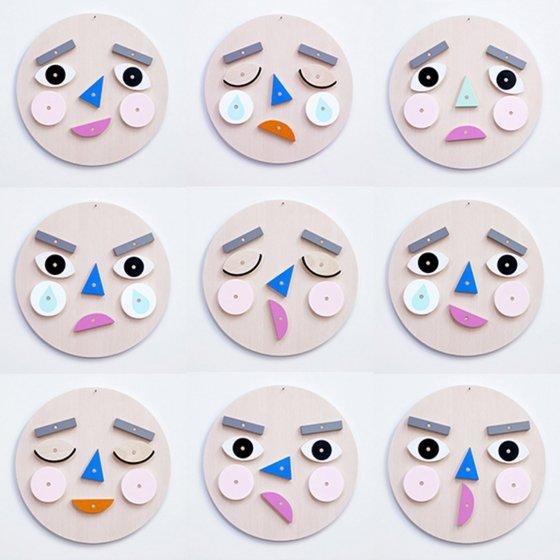 Make a Face, le jeu des émotions