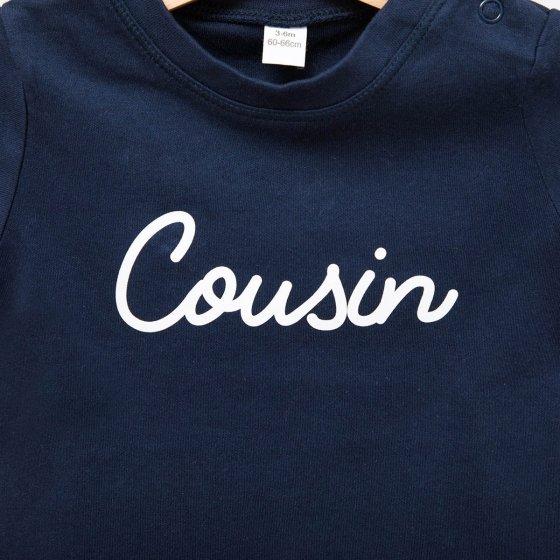 T-shirt Cousin / Cousine