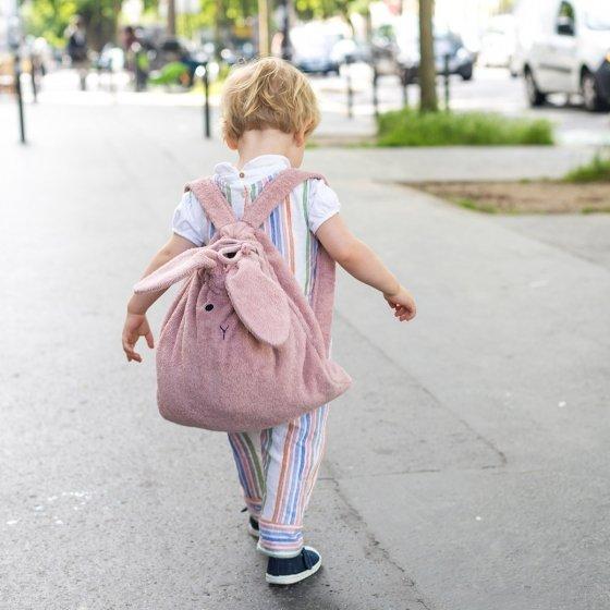 Serviette convertible en sac à dos