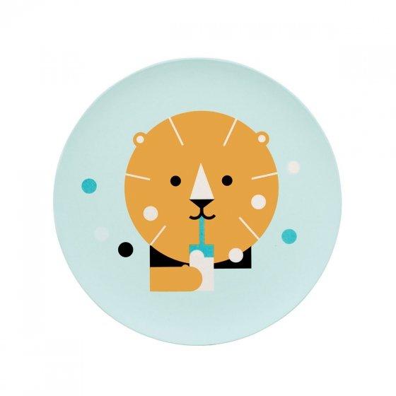 Vaisselle en bambou Animals