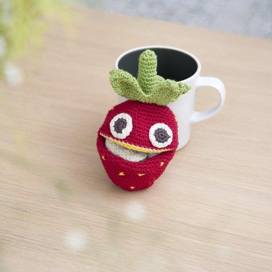 Dolorès la fraise réversible