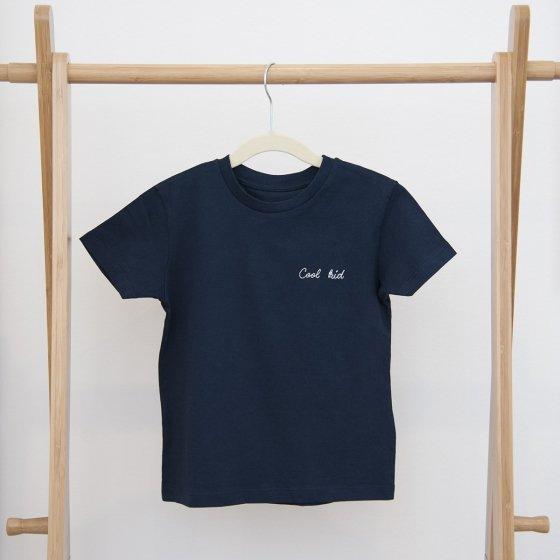 T-shirt brodé Baby Cool ou Cool Kid