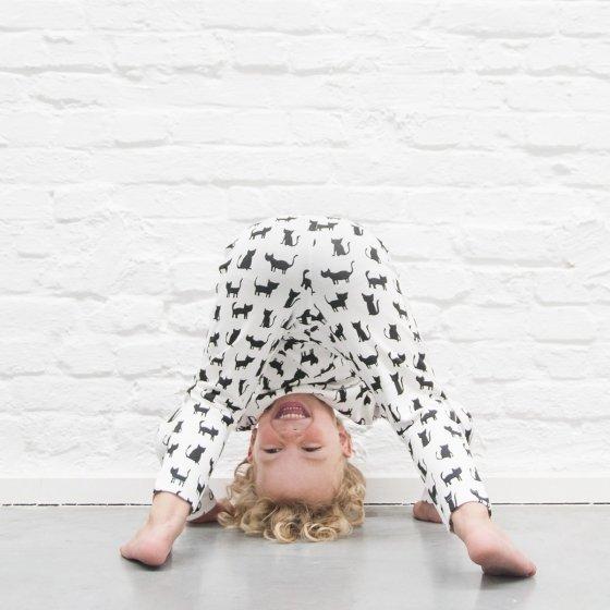 Pyjama deux pièces en coton bio