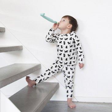 Pyjama 2 pièces chat - Trixie