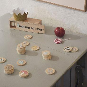 Mémory Cookies