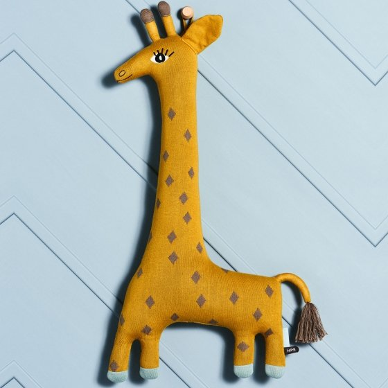 Noah la girafe
