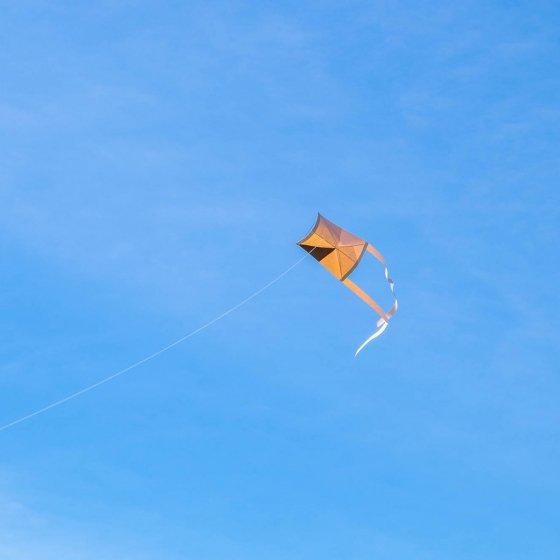 Cerf-volant à monter
