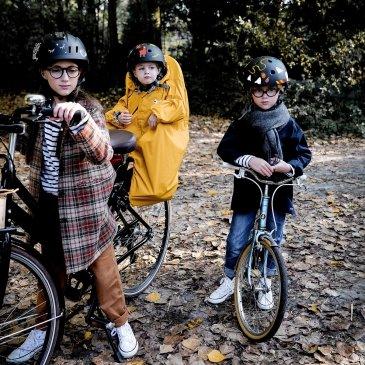 Imperméable pour balades en vélo
