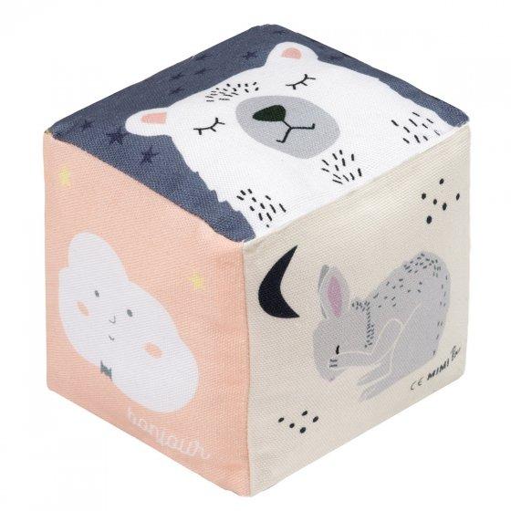 Cube en coton