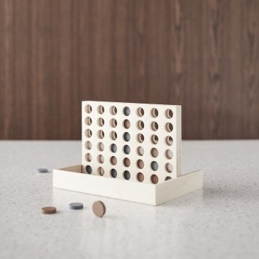 Puissance 4 en bois