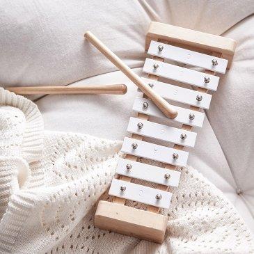 Xylophone Blanc