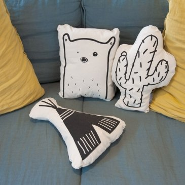 Coussin Childhome