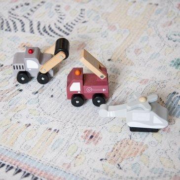 Set de trois véhicules