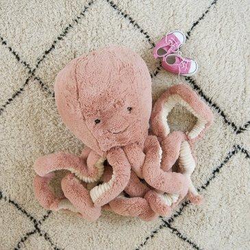 Odell l'octopus