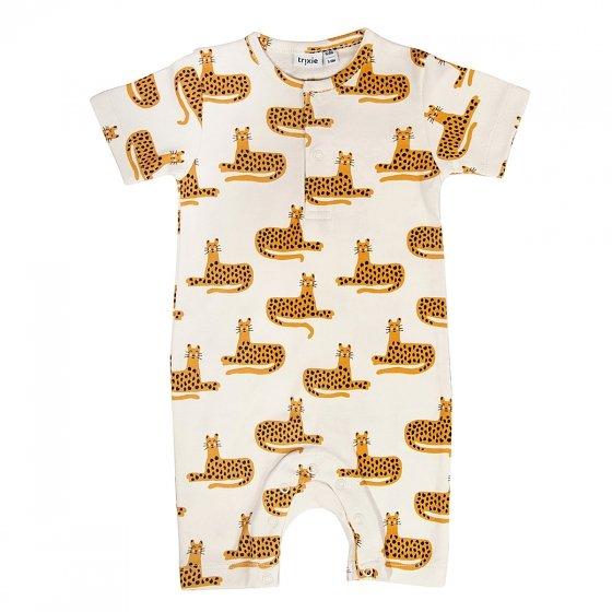 Pyjama d'été en coton bio