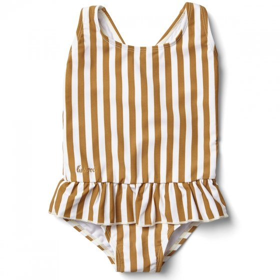 Maillot de bain fille anti-UV