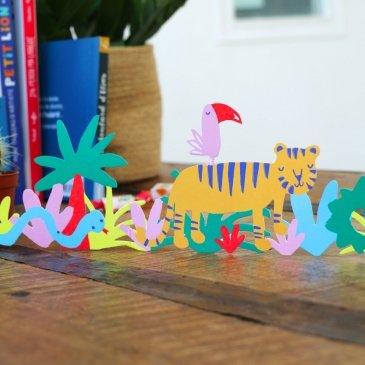 Cartes de vœux en 3D