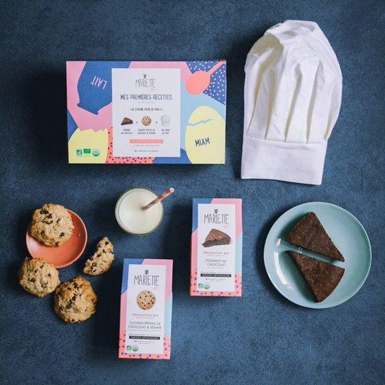 Coffret de pâtisserie pour enfants
