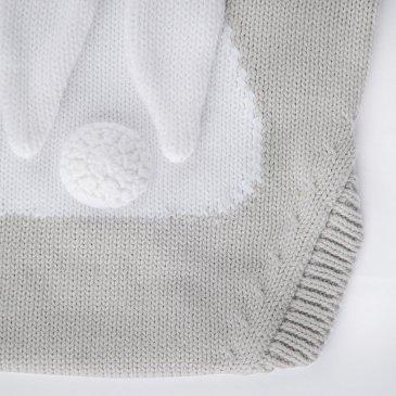 Barboteuse tricotée
