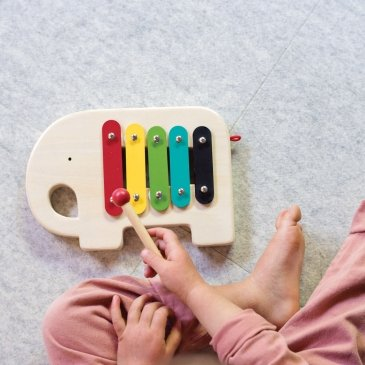 Xylophone éléphant