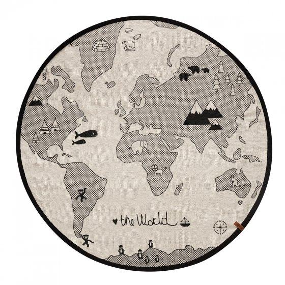 Tapis monde