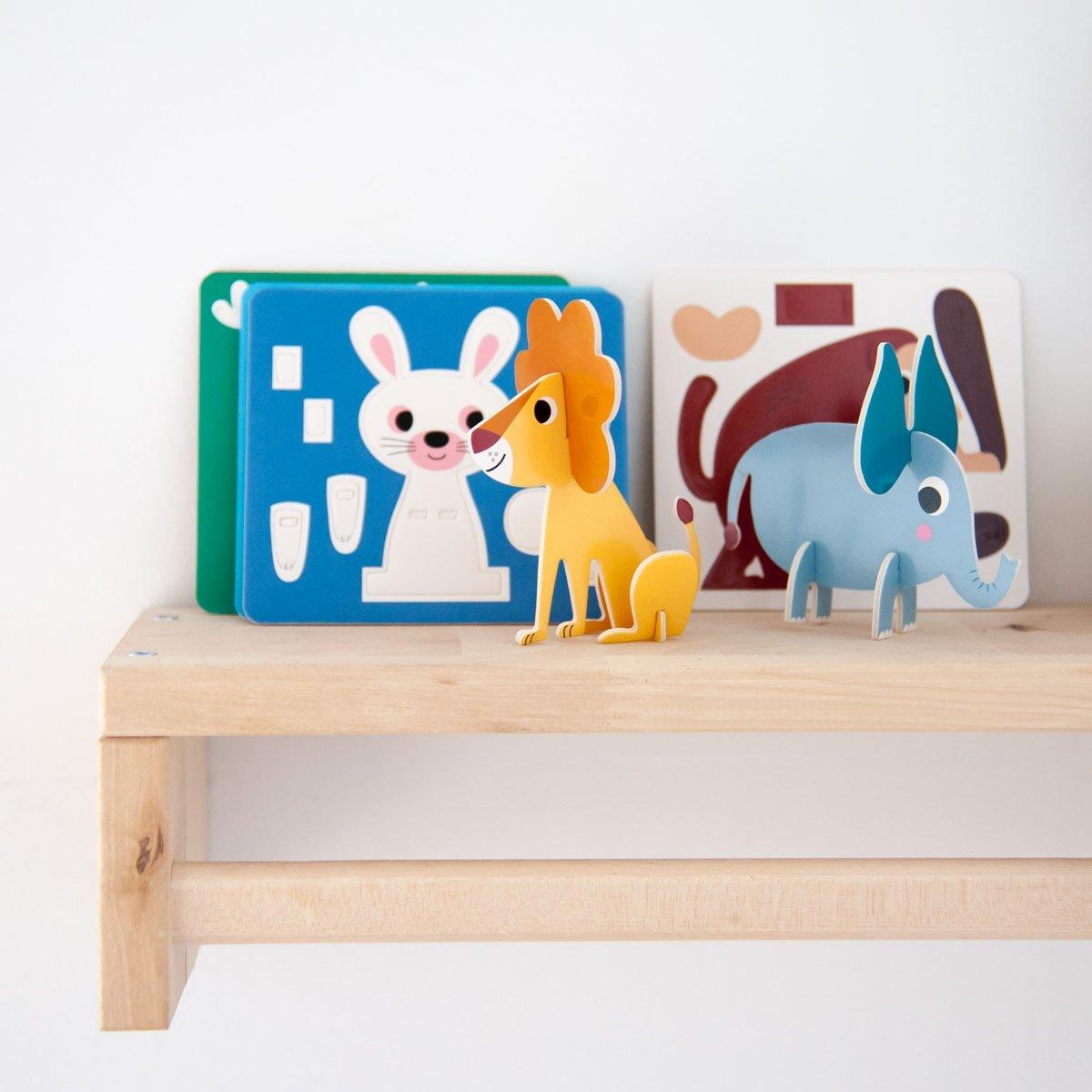 Puzzle 3D Ingela Arrhenius