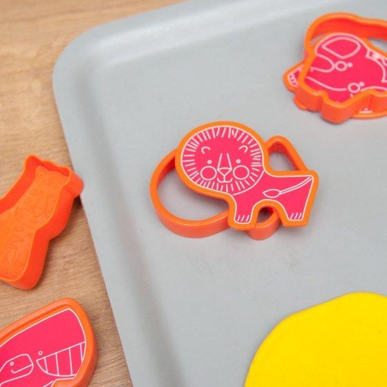 Emporte-pièces pour pâte à modeler