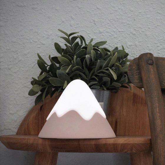 Veilleuse tactile montagne
