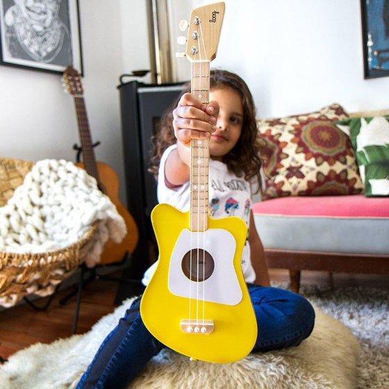 Mini guitare Loog