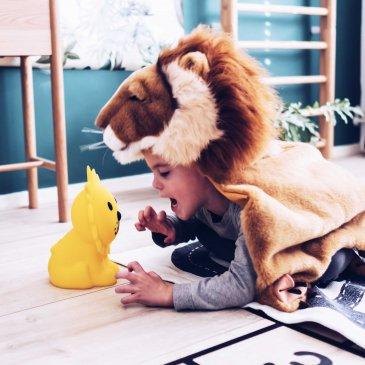 Veilleuse Lion
